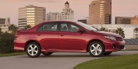 2011 Toyota Corolla LE, S Review