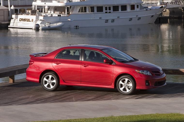 2012 Toyota Corolla S Picture