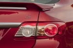 Picture of 2013 Toyota Corolla S Tail Light