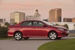 Picture of 2013 Toyota Corolla S in Barcelona Red Metallic