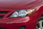 Picture of 2013 Toyota Corolla S Headlight