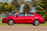 Picture of 2014 Toyota Corolla LE in Barcelona Red Metallic