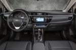 Picture of 2015 Toyota Corolla LE Eco Cockpit in Black