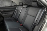 Picture of 2015 Toyota Corolla LE Eco Rear Seats in Black