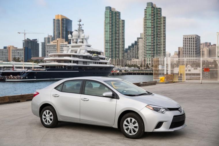 2016 Toyota Corolla L Picture