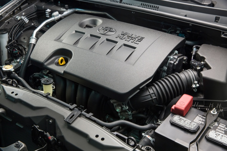 2016 Toyota Corolla LE Eco 1.8-liter 4-cylinder Engine Picture