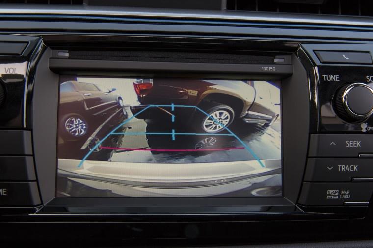 2016 Toyota Corolla LE Eco Rear-View Camera Picture