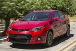 Picture of 2016 Toyota Corolla S Premium in Barcelona Red Metallic