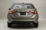2016 Toyota Corolla LE Eco in Brown Sugar Metallic - Static Rear View