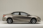 2016 Toyota Corolla LE Eco in Brown Sugar Metallic - Static Side View
