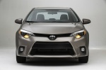 2016 Toyota Corolla LE Eco in Brown Sugar Metallic - Static Frontal View
