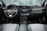 Picture of 2016 Toyota Corolla LE Cockpit in Ash