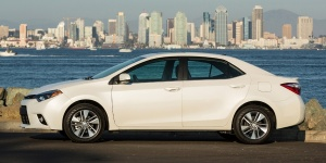 Research the 2016 Toyota Corolla
