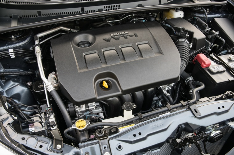 2017 Toyota Corolla SE 1.8-liter 4-cylinder Engine Picture