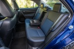 Picture of 2017 Toyota Corolla SE Rear Seats