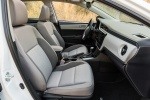 Picture of 2017 Toyota Corolla LE Eco Front Seats