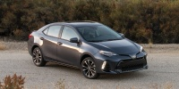 2017 Toyota Corolla Pictures