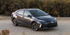 2017 Toyota Corolla Reviews / Specs / Pictures / Prices