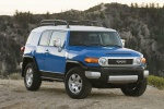 2010 Toyota FJ Cruiser - Static Front Right Three-quarter View