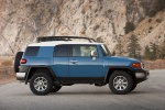Picture of 2012 Toyota FJ Cruiser in Cavalry Blue