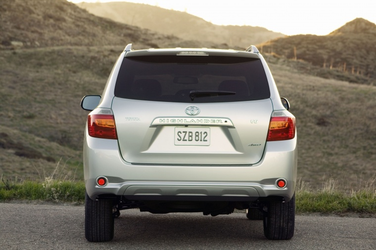 2010 Toyota Highlander Picture