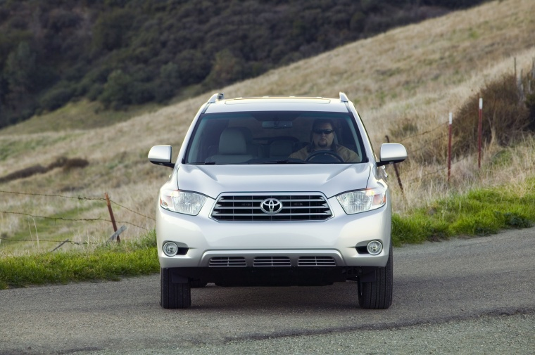 2010 Toyota Highlander Picture