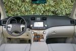 Picture of 2010 Toyota Highlander Cockpit