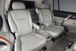 Picture of 2010 Toyota Highlander Interior in Ash