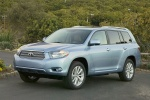 Picture of 2010 Toyota Highlander Hybrid in Wave Line Pearl