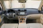 Picture of 2010 Toyota Highlander Hybrid Cockpit in Sand Beige