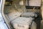 Picture of 2010 Toyota Highlander Hybrid Rear Seats Folded in Sand Beige