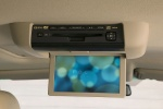 Picture of 2010 Toyota Highlander Hybrid Overhead Screen