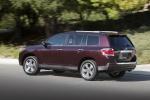 Picture of 2011 Toyota Highlander Limited V6 in Sizzling Crimson Mica