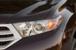 Picture of 2011 Toyota Highlander Limited V6 Headlight