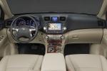 Picture of 2011 Toyota Highlander Cockpit in Sand Beige