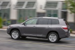 Picture of 2011 Toyota Highlander Hybrid in Magnetic Gray Metallic