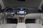 Picture of 2011 Toyota Highlander Hybrid Cockpit in Ash