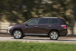 Picture of 2012 Toyota Highlander Limited V6 in Sizzling Crimson Mica