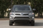 2012 Toyota Highlander Hybrid in Magnetic Gray Metallic - Static Frontal View