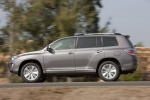 Picture of 2012 Toyota Highlander Hybrid in Magnetic Gray Metallic