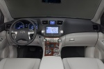 Picture of 2012 Toyota Highlander Hybrid Cockpit in Ash