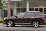 Picture of 2013 Toyota Highlander Limited V6 in Sizzling Crimson Mica