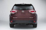 2014 Toyota Highlander Limited AWD in Ooh La La Rouge Mica - Static Rear View
