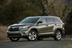 2014 Toyota Highlander Hybrid Limited AWD in Alumina Jade Metallic - Static Front Left Three-quarter View