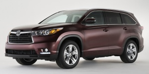 Research the 2014 Toyota Highlander