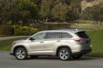 Picture of 2015 Toyota Highlander Limited in Creme Brulee Mica