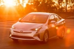 2016 Toyota Prius Two in Super White - Static Front Left View