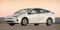 2017 Toyota Prius Hybrid, Two Eco, Three, Four Touring Review