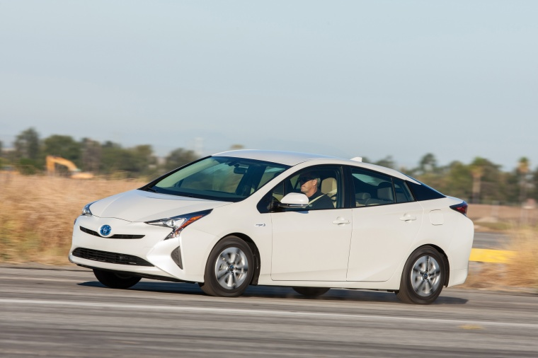 2018 Toyota Prius Two Picture