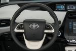 2018 Toyota Prius Three Steering-Wheel
